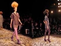 MBFWB Autumn/Winter by Wir via The Closet