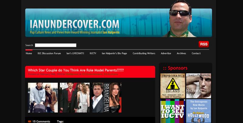 Ian Undercover
