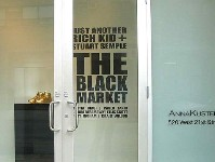 The Black Market via Just Another Rich Kid
