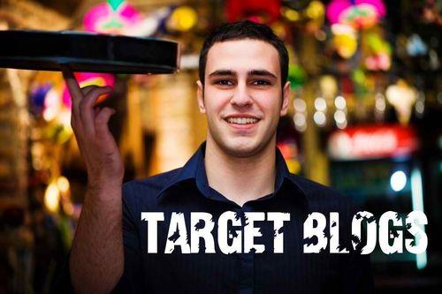 Target Blogs