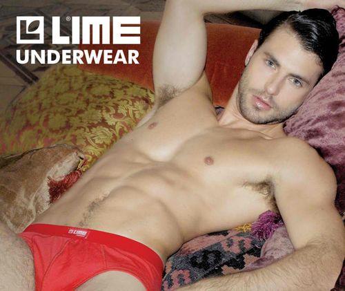 Lime Underwear