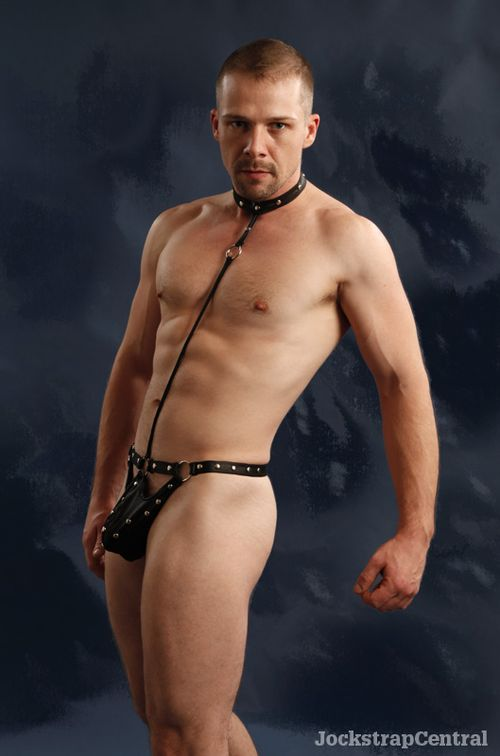 Male Power Gladiator Harness