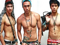 Boys of Coachela Photo Ash Reginald Evasco via Mode XY