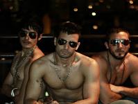 Boyz n Buenos Aires by Jean Baptiste HuongEmanuel Melita via Argentine Men