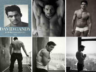 David Gandy via We Love Guys