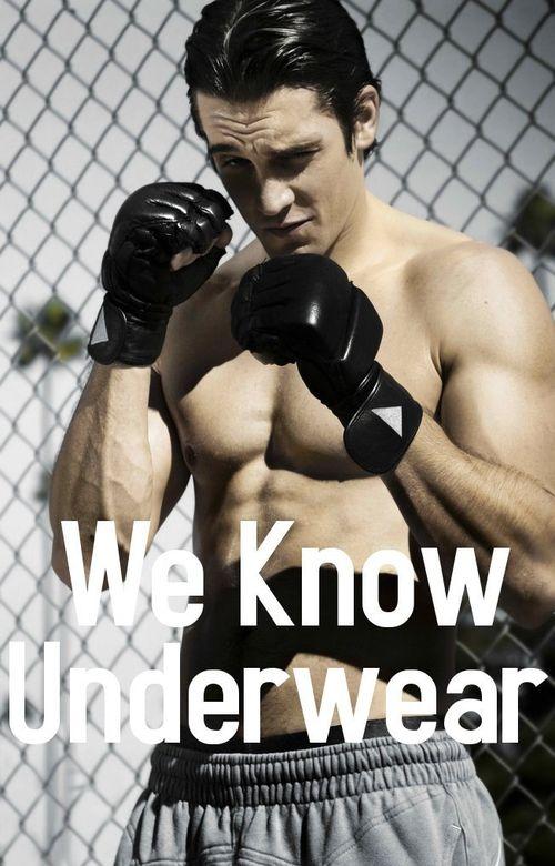 We Know Underwear