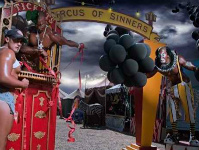 Circus of Sinners by Justin Monroe via Burbujas De Deseo