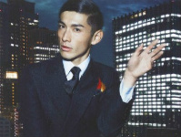 Daisuke Ueda Vogue Hommes Japan by Sharif Hamza via Viva Models
