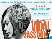 Vidal Sassoon the Movie via Tokyo Dandy