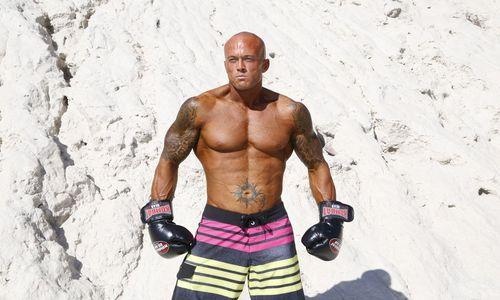 John Quinlan MMA Boxing Model