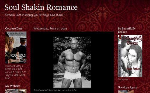 Soul Shakin Romance