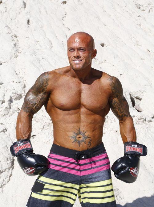 John Quinlan MMA Boxing
