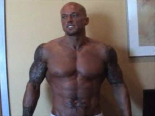 Sports Model John Quinlan Before 2012 NPC Atlantic States