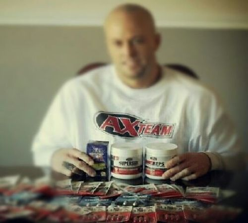Official AX Sponsored Model Athlete John Quinlan