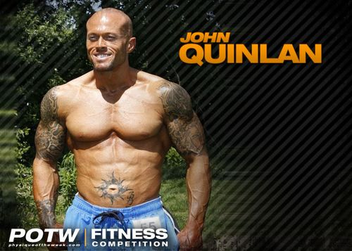 Fitness Physique Model John Quinlan 3