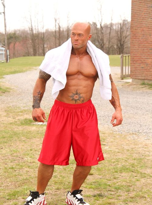 Tattooed Physique Sports Model John Quinlan 6