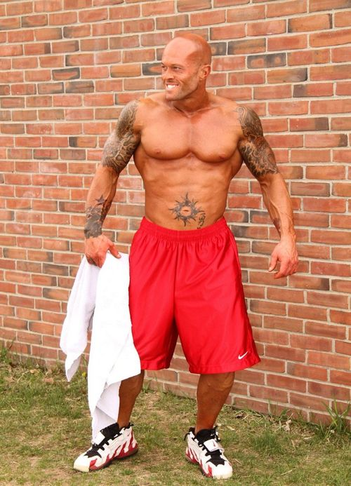 Tattooed Physique Sports Model John Quinlan 3