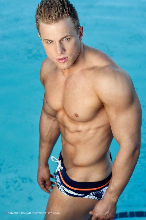 Evan Nelson Model Evan Nelson by Armando Adajar
