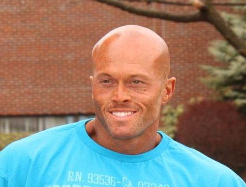 Male Model John Quinlan in 2013