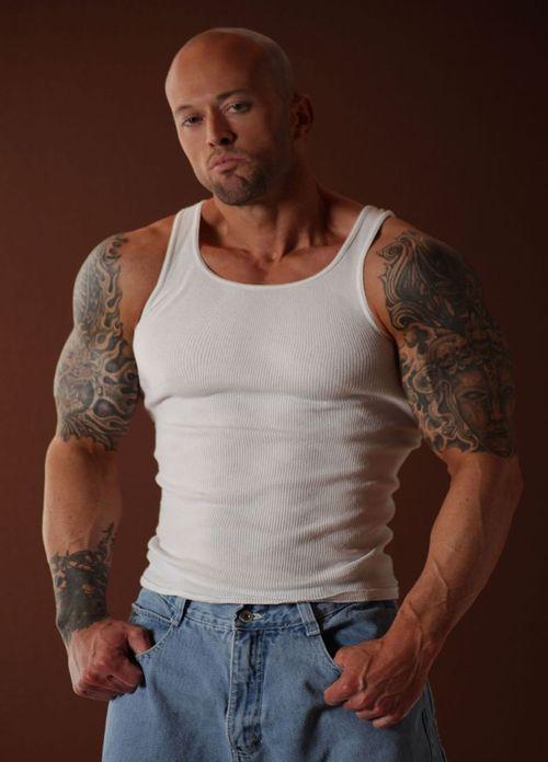 Male Model John Quinlan Bad Guy Image